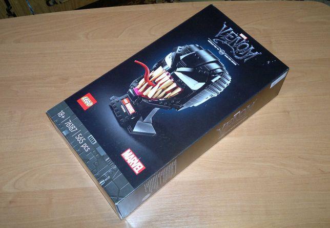 LEGO Marvel Super Heroes Venom Веном 76187