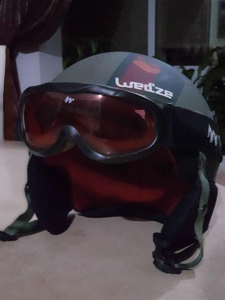 Capacete snowboard/ski