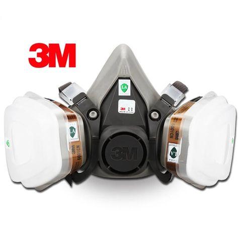 Máscara Pintura 3M / Pack 10 Filtros