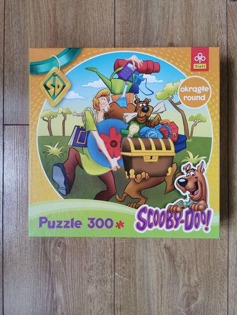 Zestaw Scooby Doo - 3 puzzle