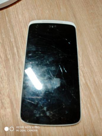 Мобильный HTC desire.