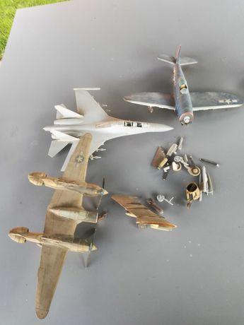 Modele samolotów PILNE