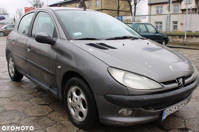 Peugeot 206 1,4 Benzyna 75 Km Zarejestrowany Długie Opłaty
