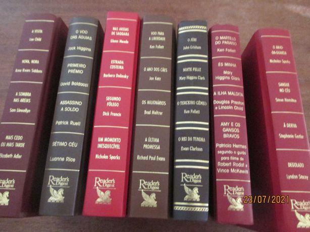 7 livros condensados ( muito baratos)