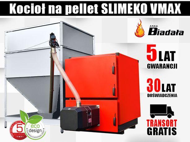 Kocioł 50kw SlimEko kotły piec palnik KIPI Pellet,Agropellet DOTACJA