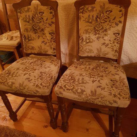 Krzesła 2 szt. na sprzedaż