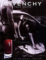 Мужская туалетная вода Givenchy pour homme, 100 мл