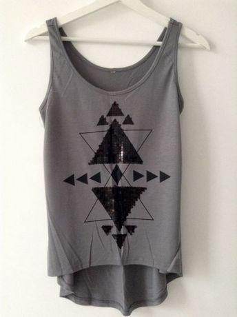 Koszulka/top S