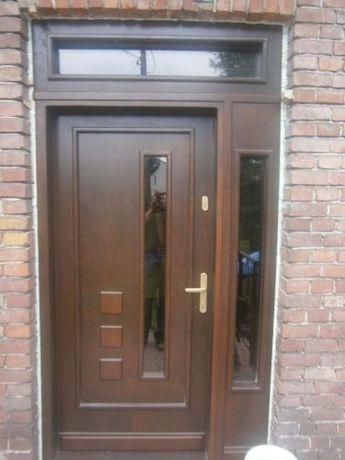 125 cm === Drzwi z dostawką boczną / SUPER PROMOCJA