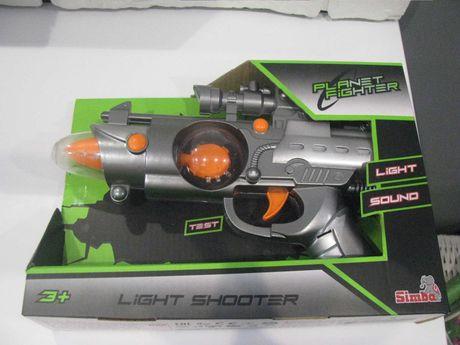 Pistolet Laserowy Simba