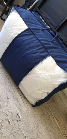 Продам  одеяло синтипух+подушка