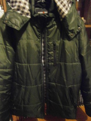 Куртка хакі
