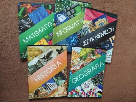 Nowy zeszyt A5 60 kartkowy zeszyty w kratkę szkolne do szkoły A 5 60 k