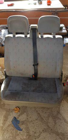 Vw t4 fotel kanapa pasazera 2 osobowa