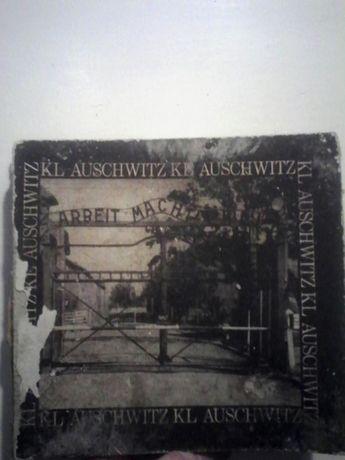 Ksiazka Auschwitz ma 40lat