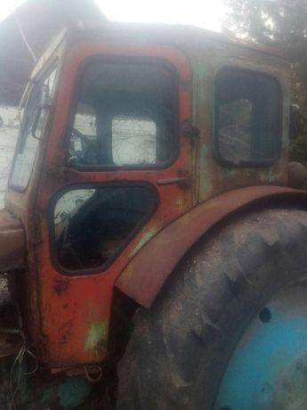 Кабина трактора т - 40