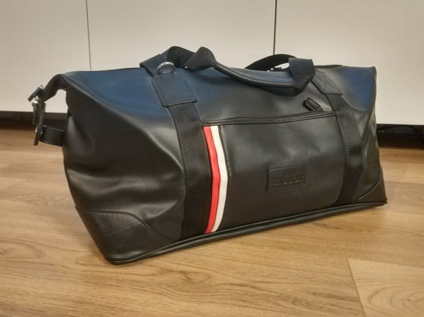 Super prezent torba skórzana sportowa marki TISSOT nowa UNIKAT