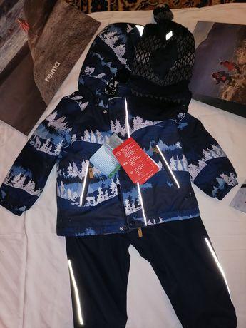 Зимний костюм Reima р. 98