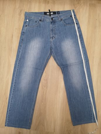 Spodnie jeansy MASS