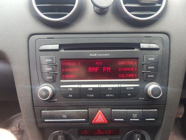 Radio audi concert 2 dni z kodem
