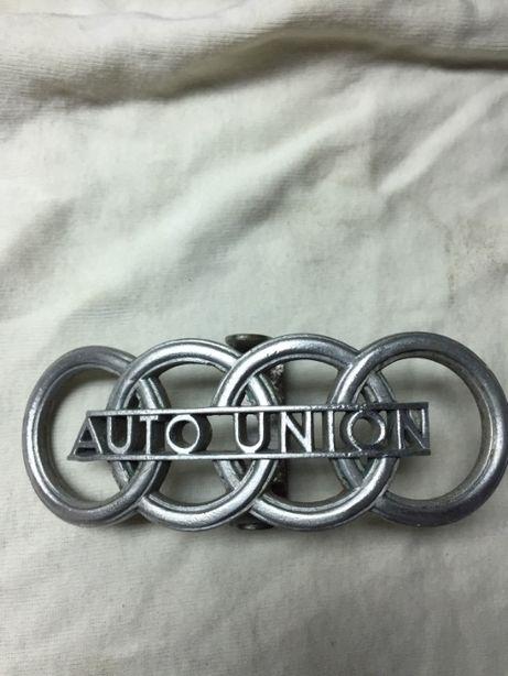 emblema AUDI antigo 1949