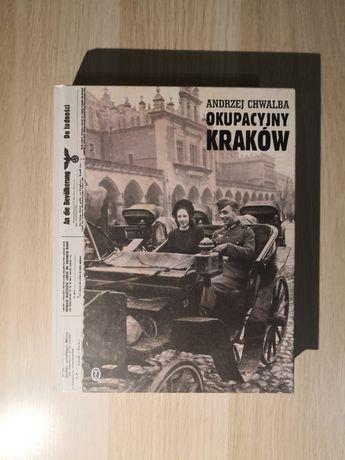 Andrzej Chwalba - okupacyjny Kraków II wojna światowa
