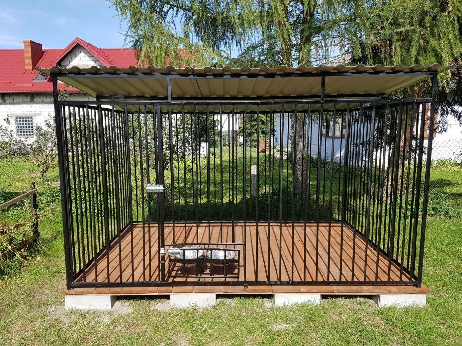 Zagroda Buda Kojec Box dla psa 3x2 Szybka Realizacja Zamówienia Sarnów - image 1