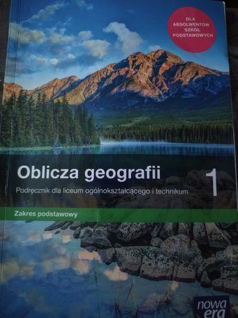 Oblicza geografii 1 - Zakres podstawowy