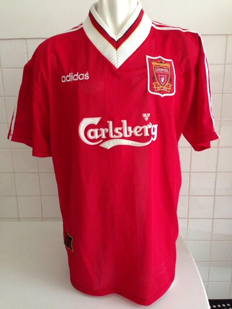 Camisola Liverpool original xxl nova vintage. época 1995/96