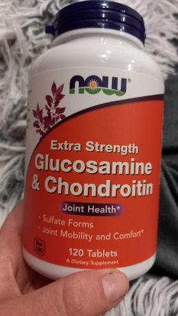 Усилинное действие Глюкозамин Хондроитин Нау Фудс 120 таблеток Now