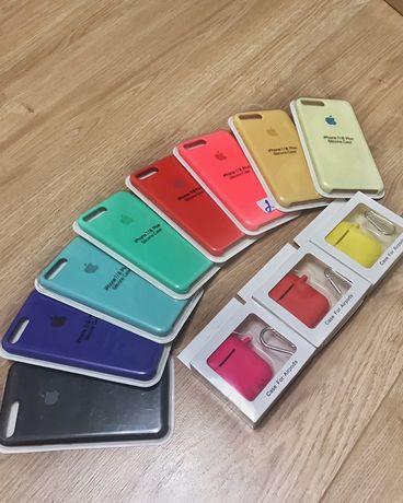 Чехол на айфон iphone apple 6 6s 7 7+ 8+ X Xs Xr Xs Max стекло скло