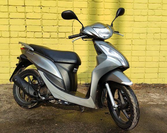 Honda dio 110 sh без пробега по Украине в идеале мопед мотоцикл скутер