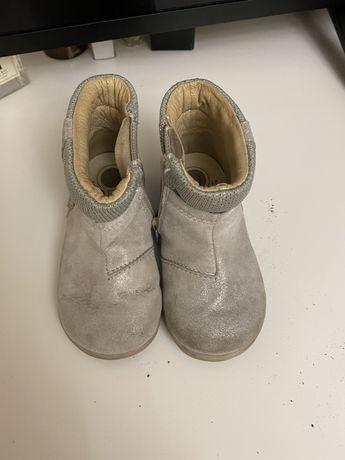 Ботинки Chicco 21 размер