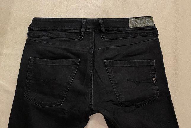 Diesel W31 L34 jeansy czarne spodnie męskie W32 W33 L XL slim fit