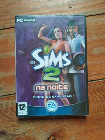 Sims2 - Na noite e Animais de Estimação