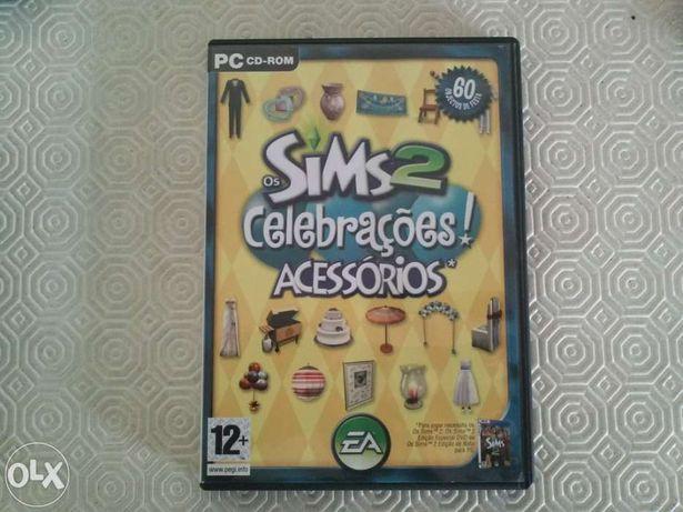 Os Sims 2 - Celebrações Acessórios para PC