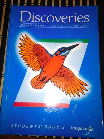 NEW DISCOVERIES - Students' Book 3
