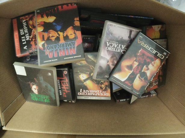 DVDs vários