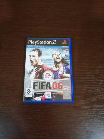 FIFA 06 na Ps2 kompletna.