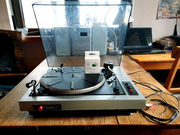 Gramofon Bernard GS 434 z wkładką AT95E i ramieniem antystatycznym