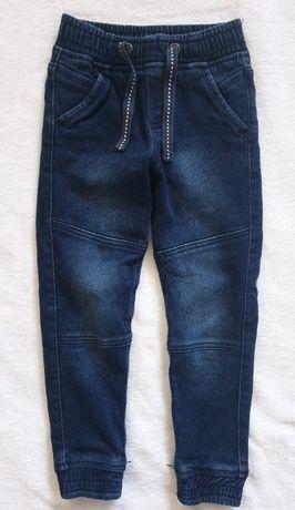 Lupilu spodnie jeansowe jersej 116cm