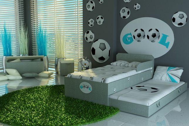 Łóżko piętrowe,wysuwane dziecięce,dla dzieci,materace GRATIS-Milicz
