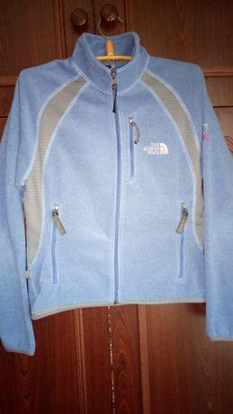 Кофта,куртка на флисе the north face