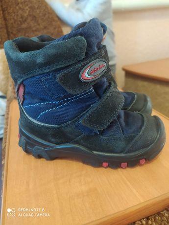 Зимние ботинки ..