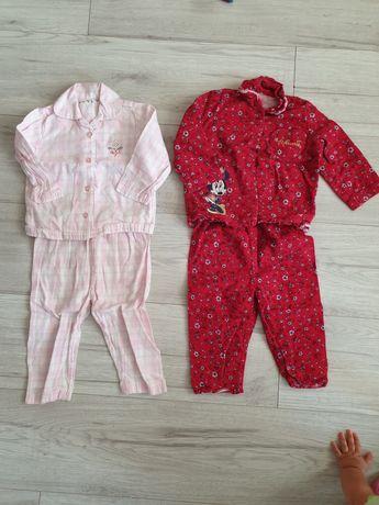 Flanelowe piżamy