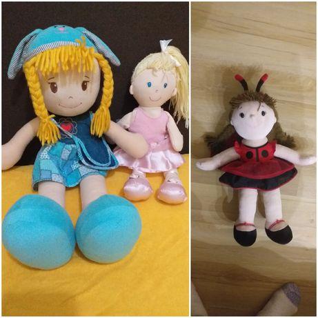 Кукла, лялька. Мягкая кукла
