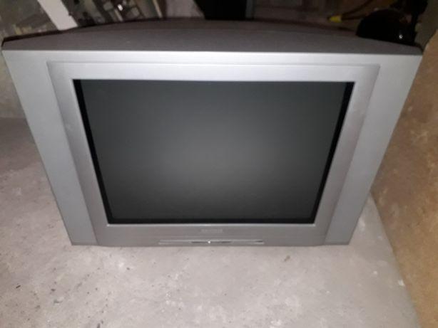 "TV Grundig 21"" Elegance 55 FlatMF 55-2502/ PL/top, sprawny."