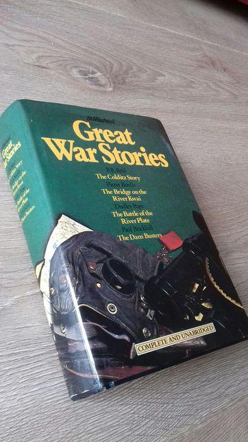 Great War Stories/ Reid, Boulle, Pope, Brickhill/ wysylka 7 zl