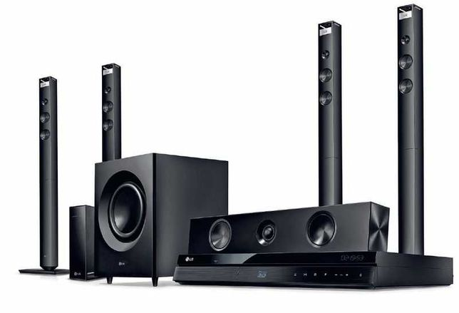 Kino domowe LG BH7420PWN głośniki bezprzewodowe