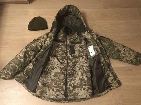 Военная форма зимняя и куртка от камуфляжа, камуфляж